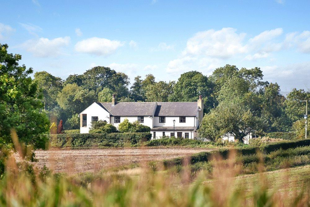 5 Bedrooms Detached House for sale in Ivy Cottage, Foston Road, Leicestershire