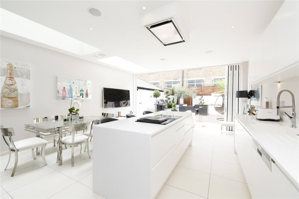 5 Bedrooms Terraced House for sale in Parsons Green Lane, Fulham, London
