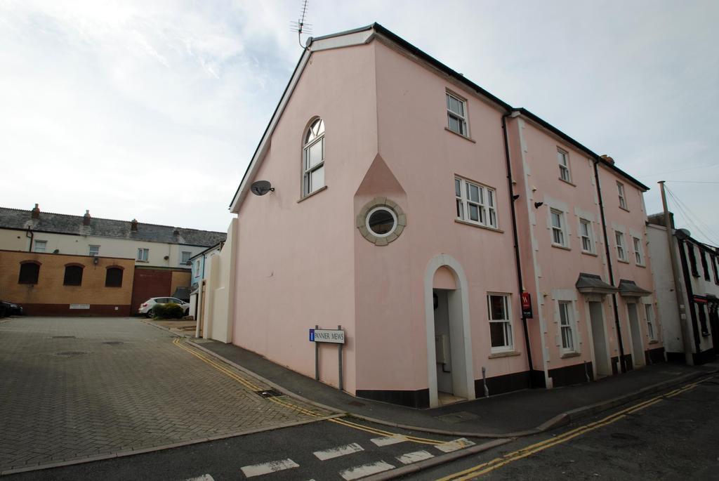 3 Bedrooms Semi Detached House for sale in Pannier Mews, Bideford
