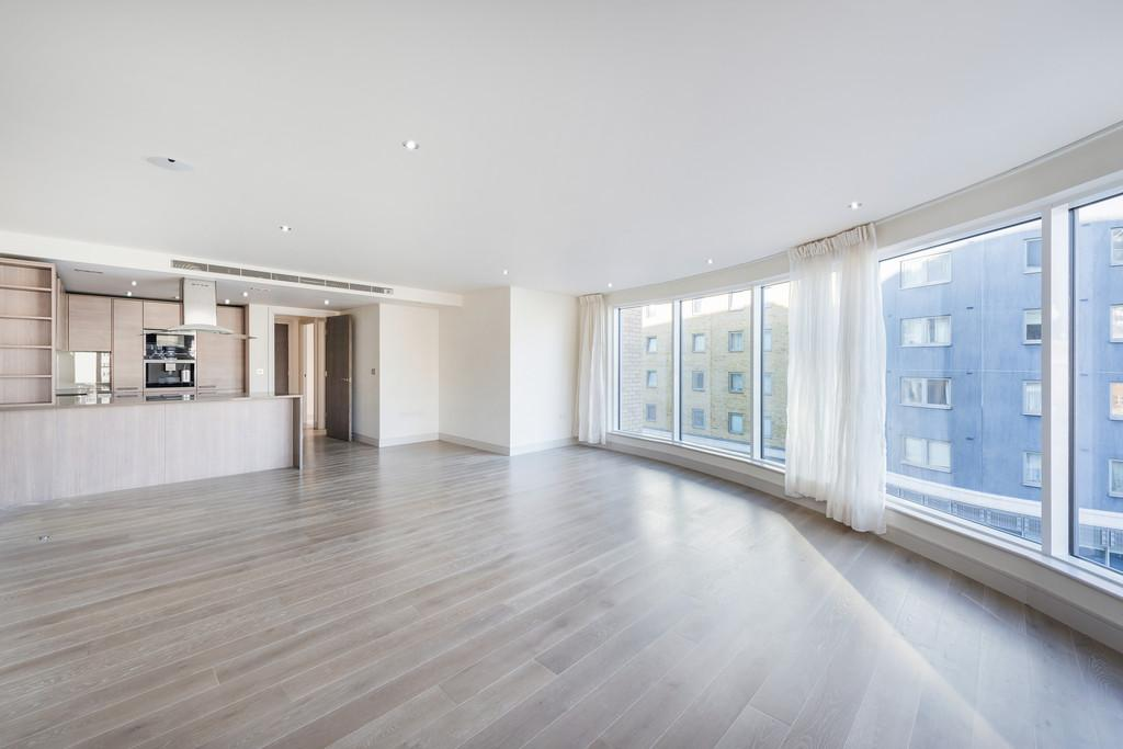 2 Bedrooms Apartment Flat for sale in Octavia House, Imperial Wharf