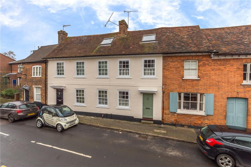 3 Bedrooms Terraced House for sale in High Street, Redbourn, Hertfordshire