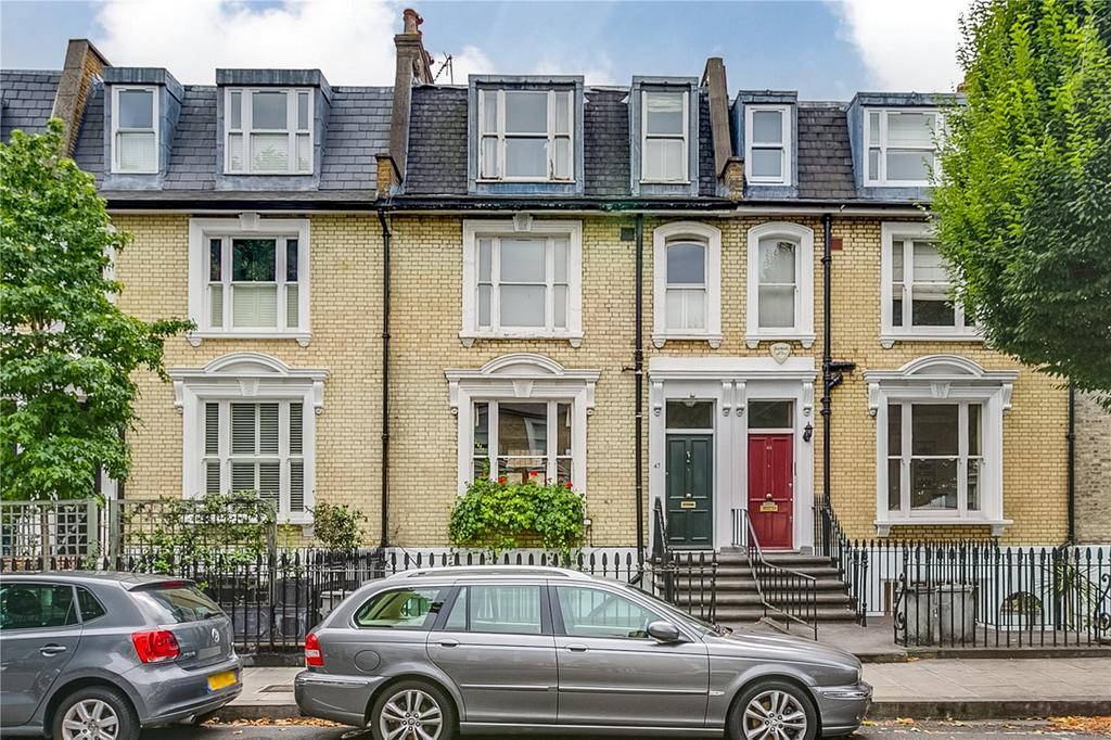 4 Bedrooms Terraced House for sale in Walham Grove, West Brompton, Fulham, LONDON