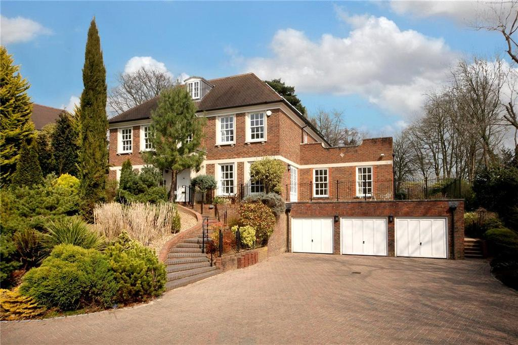 7 Bedrooms Detached House for sale in School Lane, Seer Green, Beaconsfield, Buckinghamshire, HP9