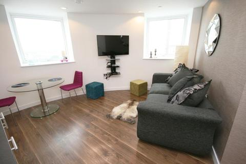 1 bedroom flat to rent - The Heart, Media City UK, Salford, Greater Manchester, M50