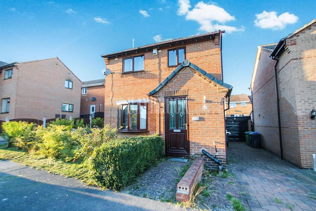 3 Bedrooms Detached House for sale in Lundwood Grove, Owlthorpe