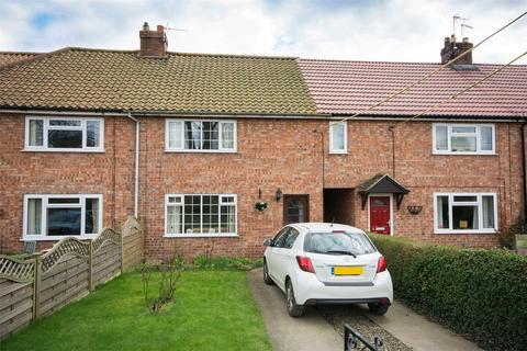 2 bedroom terraced house for sale - Woodlands, Warthill, York