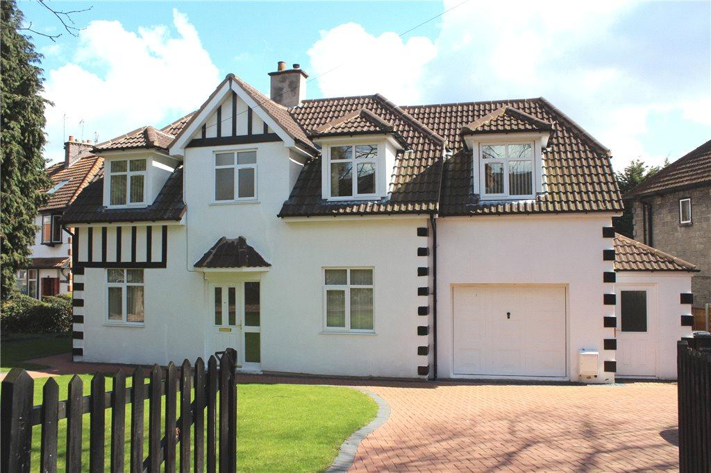 5 Bedrooms Detached House for sale in Timberdine Avenue, Worcester, Worcestershire, WR5