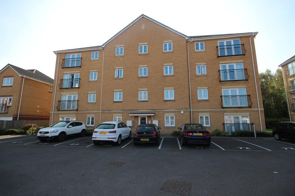 2 Bedrooms Apartment Flat for sale in Wyncliffe Gardens, Pontprennau, Cardiff
