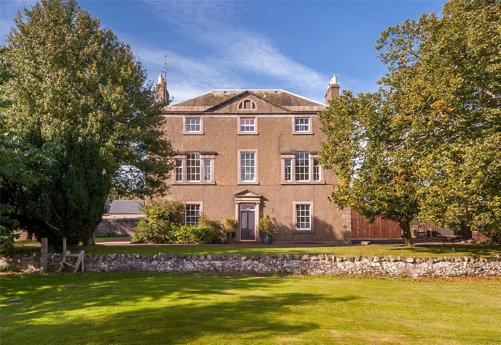 5 Bedrooms Unique Property for sale in Bogangreen House, Westloch Road, Coldingham, Berwickshire, TD14