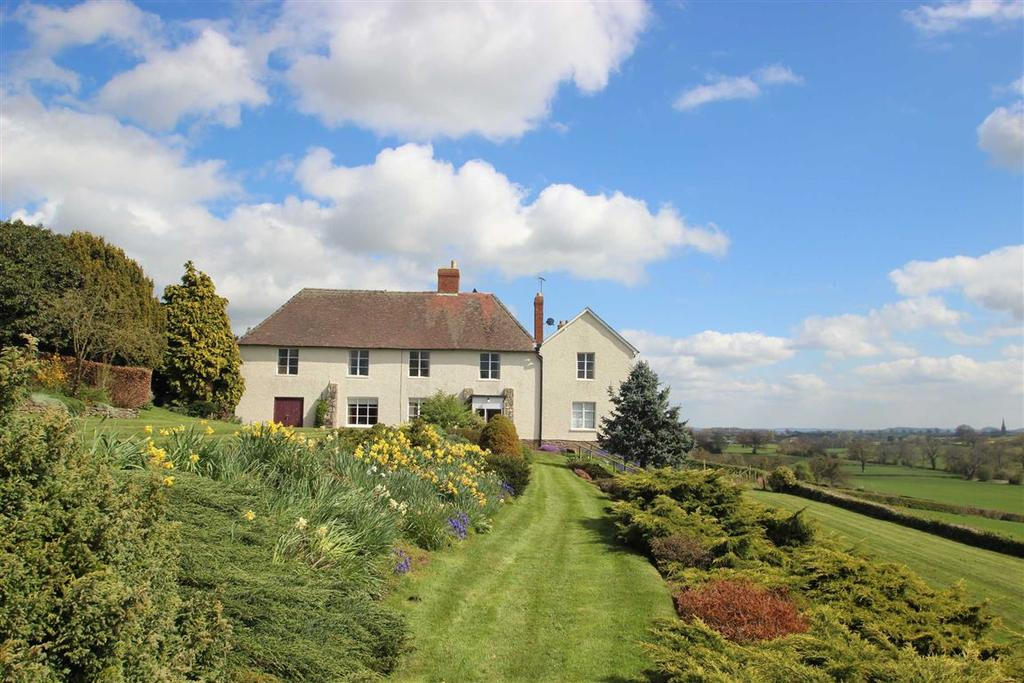 8 Bedrooms Detached House for sale in Sarnesfield, Nr Weobley, Leominster