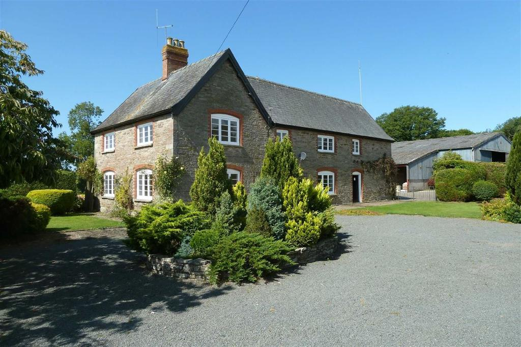 6 Bedrooms Land Commercial for sale in West Herefordshire, Whitney On Wye