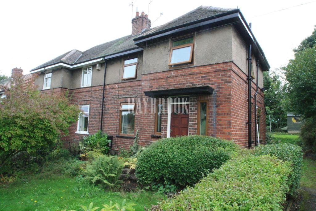 3 Bedrooms Semi Detached House for sale in Crowder Road, LONGLEY