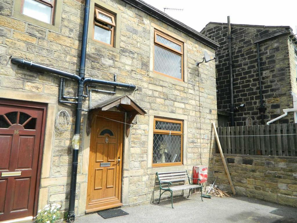 2 Bedrooms Terraced House for sale in Sugden Place, Off Beck Hill, Bradford, BD6 2JB