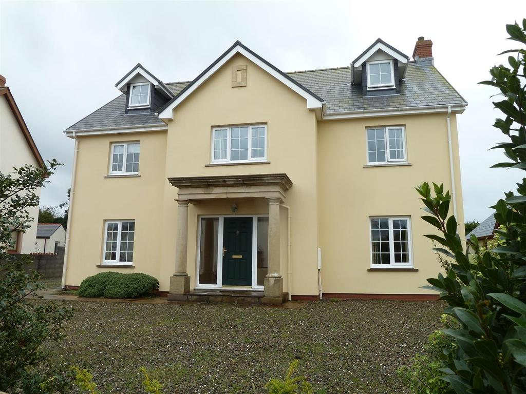 5 Bedrooms Detached House for sale in Elidyr Park, Llangwm, Haverfordwest