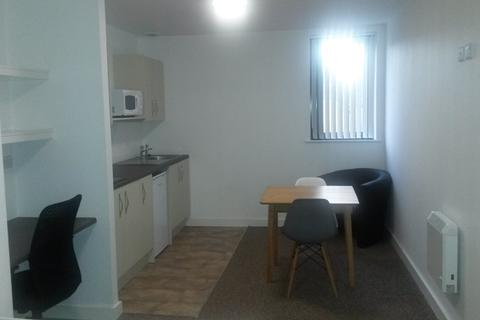 Studio to rent - Hamm Strasse, City Centre, Bradford , BD1