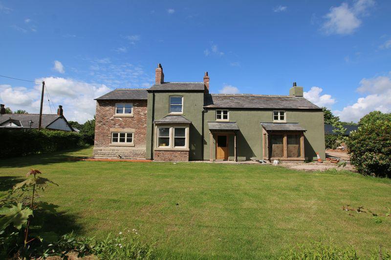 4 Bedrooms Detached House for sale in Marsh House, Marsh House Farm, Marsh Lane, Longton, Preston