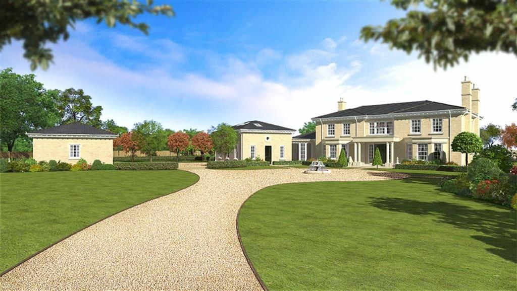 7 Bedrooms Detached House for sale in Burleyhurst Lane, Mobberley