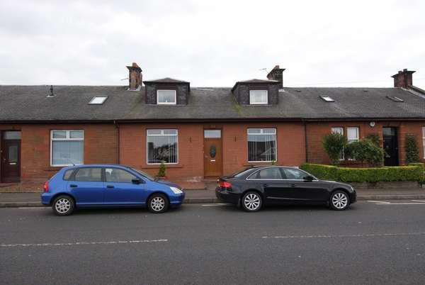 4 Bedrooms Terraced House for sale in 66 Galston Road, Hurlford, Kilmarnock, KA1 5HY