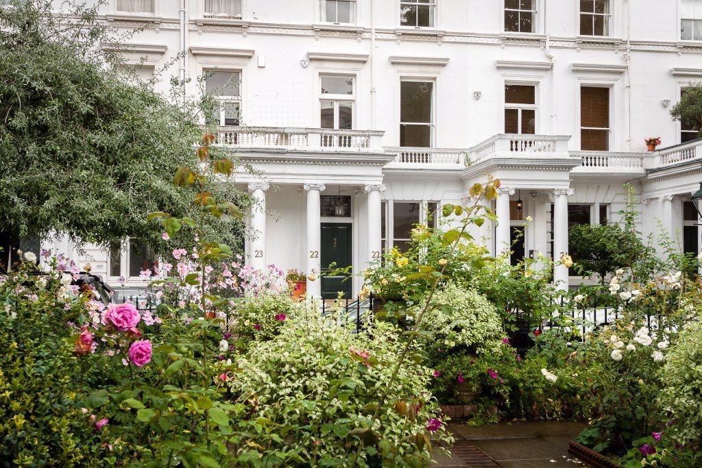 5 Bedrooms Terraced House for sale in Kensington Gate, London, W8