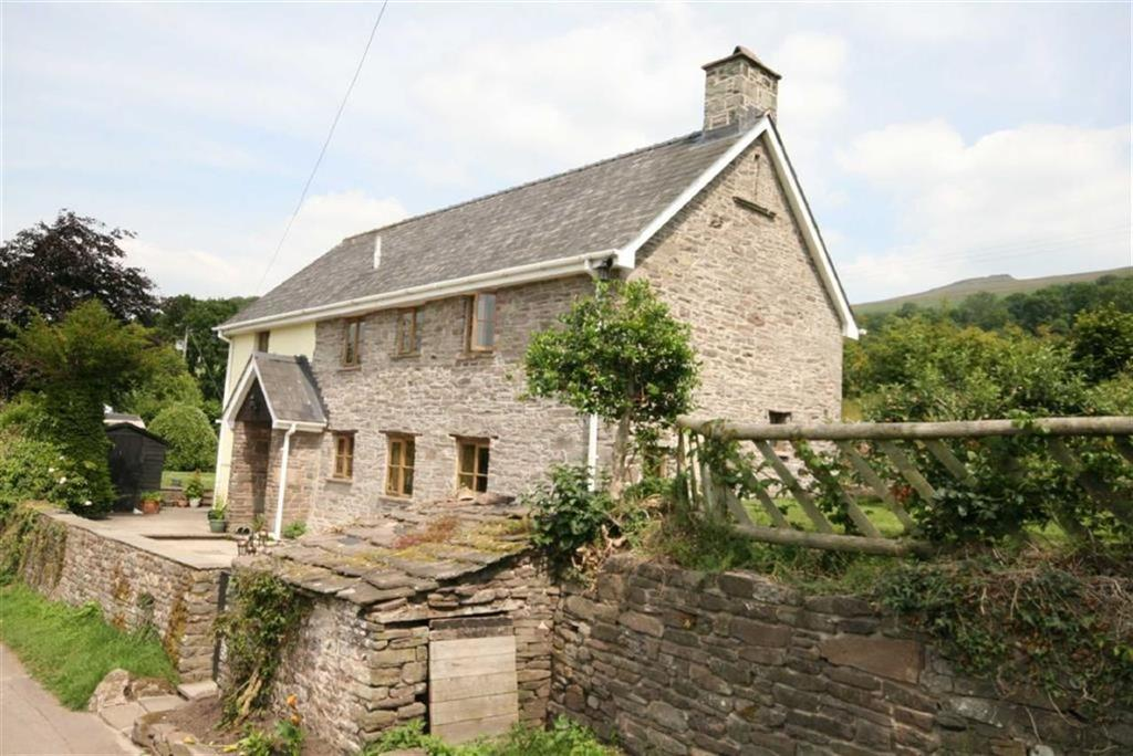 4 Bedrooms Detached House for sale in Cwmdu, CRICKHOWELL, CRICKHOWELL, Powys