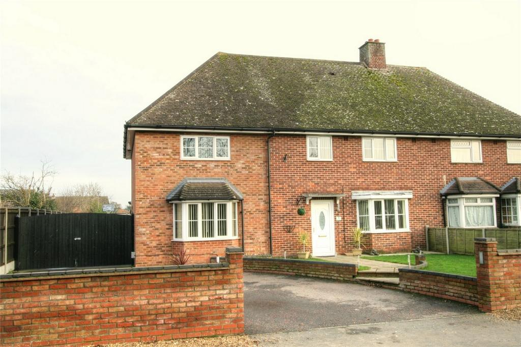 5 Bedrooms Semi Detached House for sale in Leys Lane, NR17 2HX, ATTLEBOROUGH, Norfolk