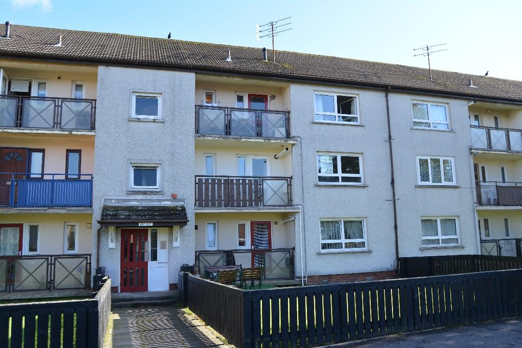 2 Bedrooms Flat for sale in Oxgang Road, Grangemouth, Falkirk, FK3 9ET