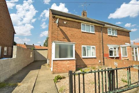 2 bedroom semi-detached house to rent - Uxbridge Grove, Greatfield, Hull