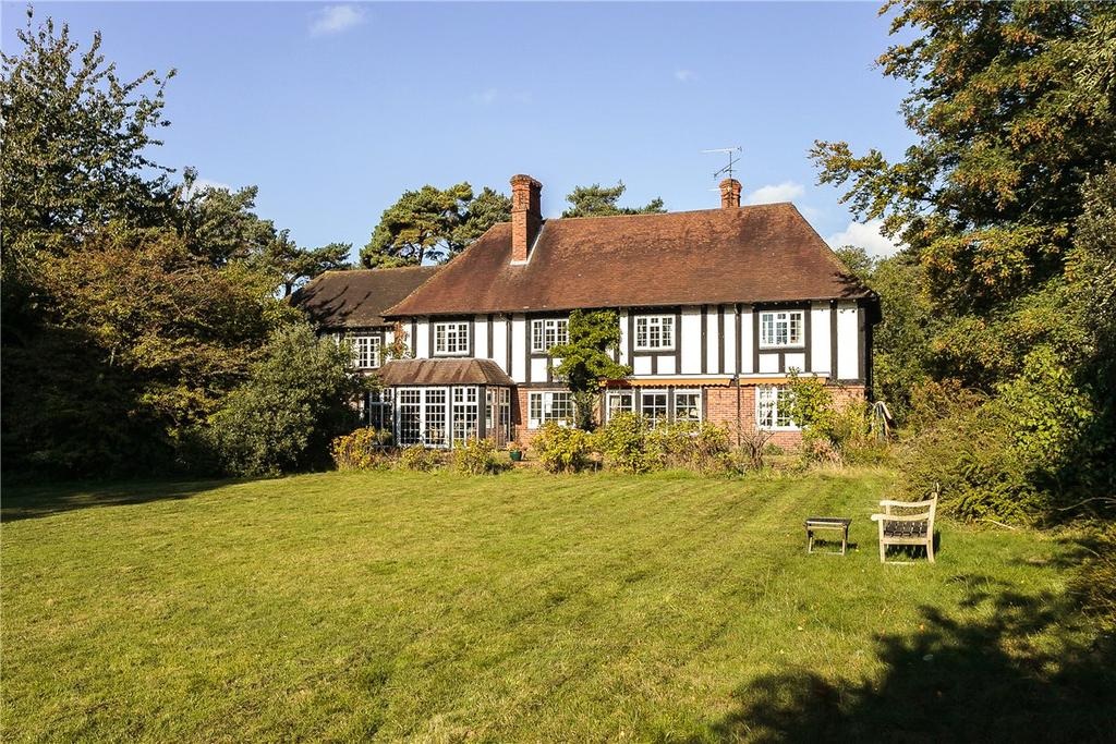 5 Bedrooms Detached House for sale in Gillotts Lane, Henley-on-Thames, Oxfordshire, RG9