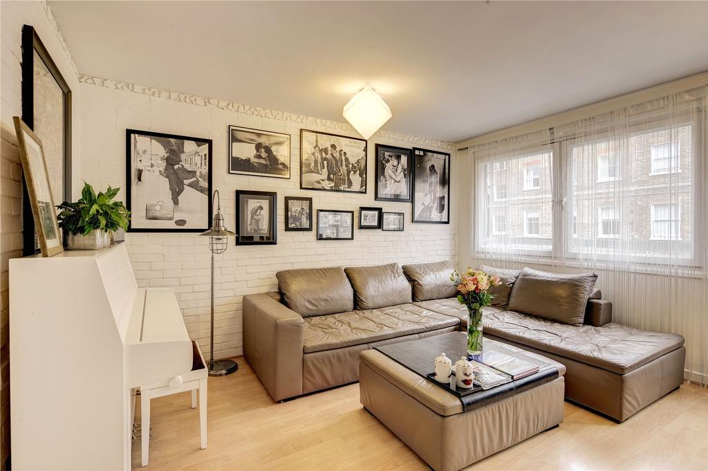 2 Bedrooms Flat for sale in Milford House, 7 Queen Anne Street, Marylebone, London, W1G