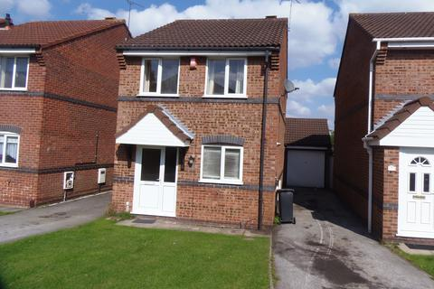 3 bedroom detached house to rent - Bluebell Drive, Leicester LE2