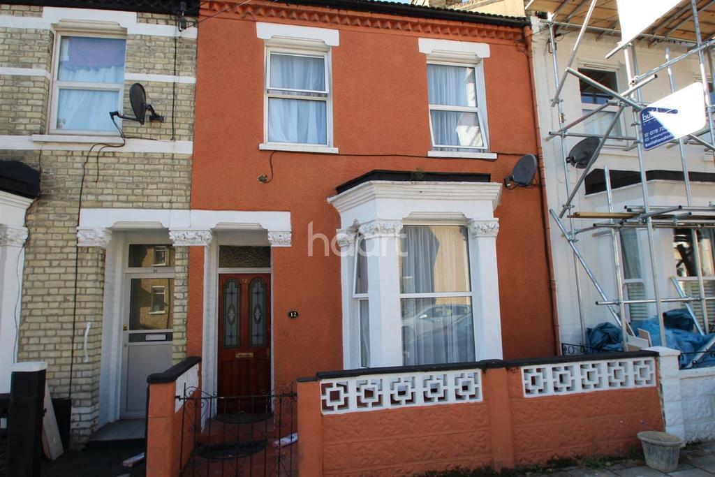 3 Bedrooms Terraced House for sale in Langroyd Road, Tooting Bec