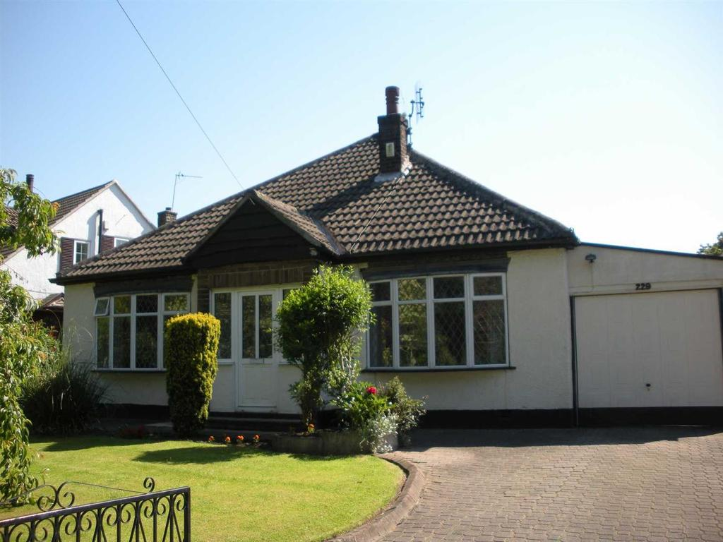 2 Bedrooms Detached Bungalow for sale in Bierley Lane, Bielrey, BD4 6DN