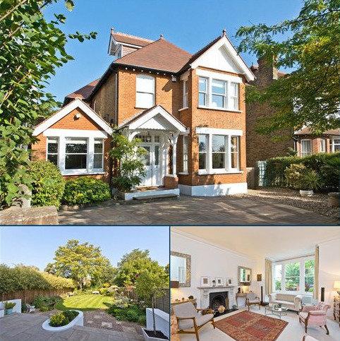5 bedroom detached house for sale - Kingston Lane, Richmond, Teddington, TW11