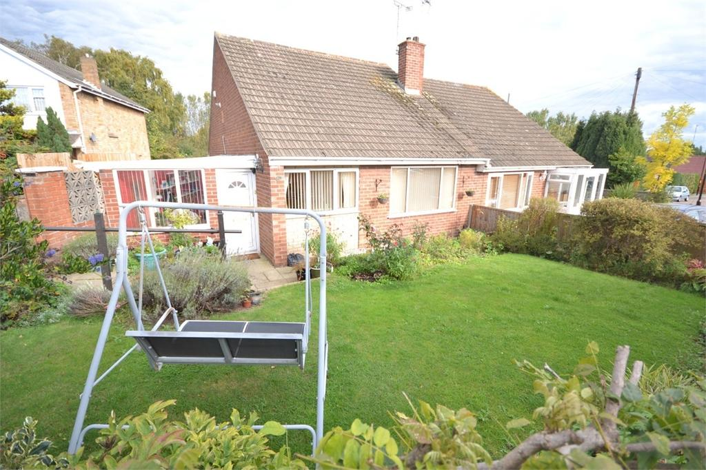 2 Bedrooms Semi Detached Bungalow for sale in Attwood Crescent, Wyken, COVENTRY, West Midlands