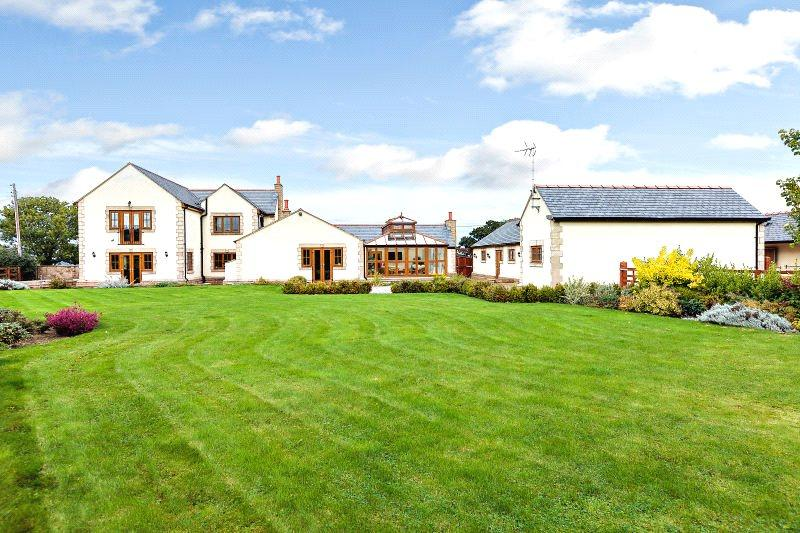 5 Bedrooms Detached House for sale in Allt Goch Lane, Northop, Mold, Flintshire