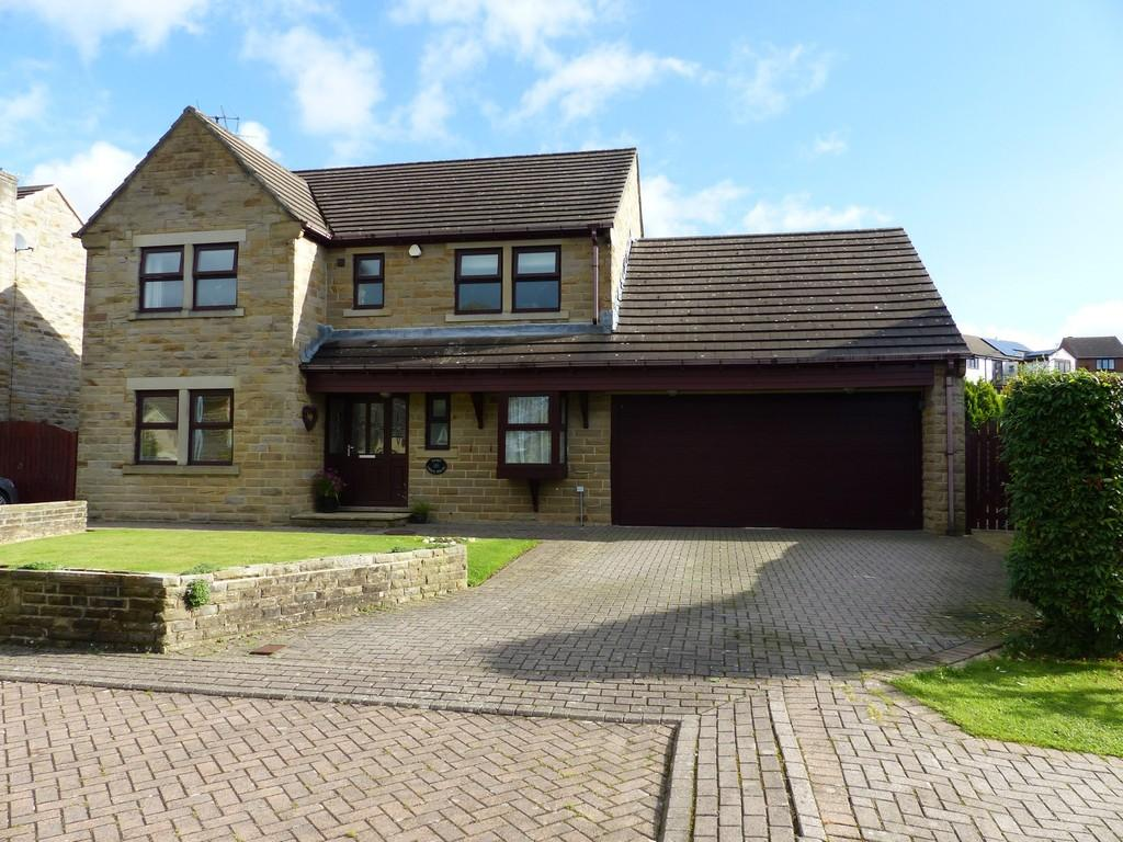 4 Bedrooms Detached House for sale in Croft Field, Silsden