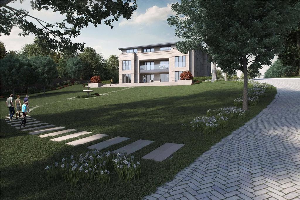 3 Bedrooms Apartment Flat for sale in Plot 3, Ledcameoch House, Ledcameroch Road, Bearsden