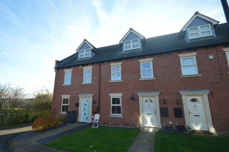 4 Bedrooms Terraced House for sale in Bridgewater Way, Ravenfield, Rotherham