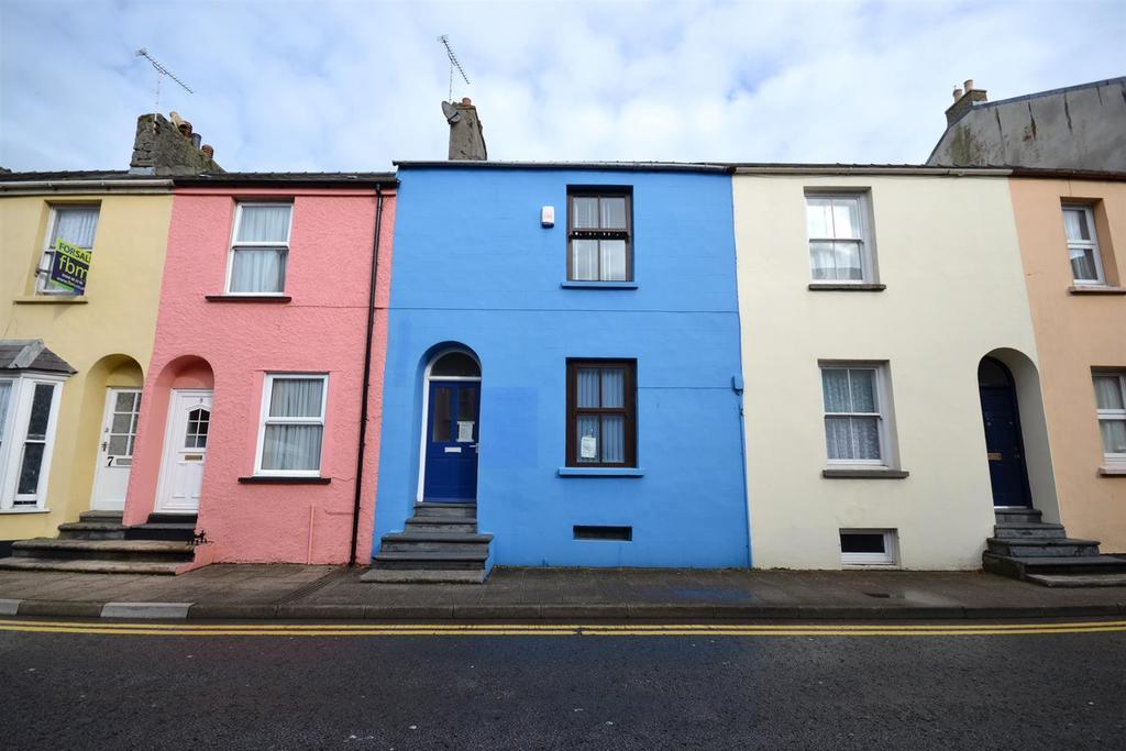 3 Bedrooms Terraced House for sale in Hamilton Terrace, Pembroke