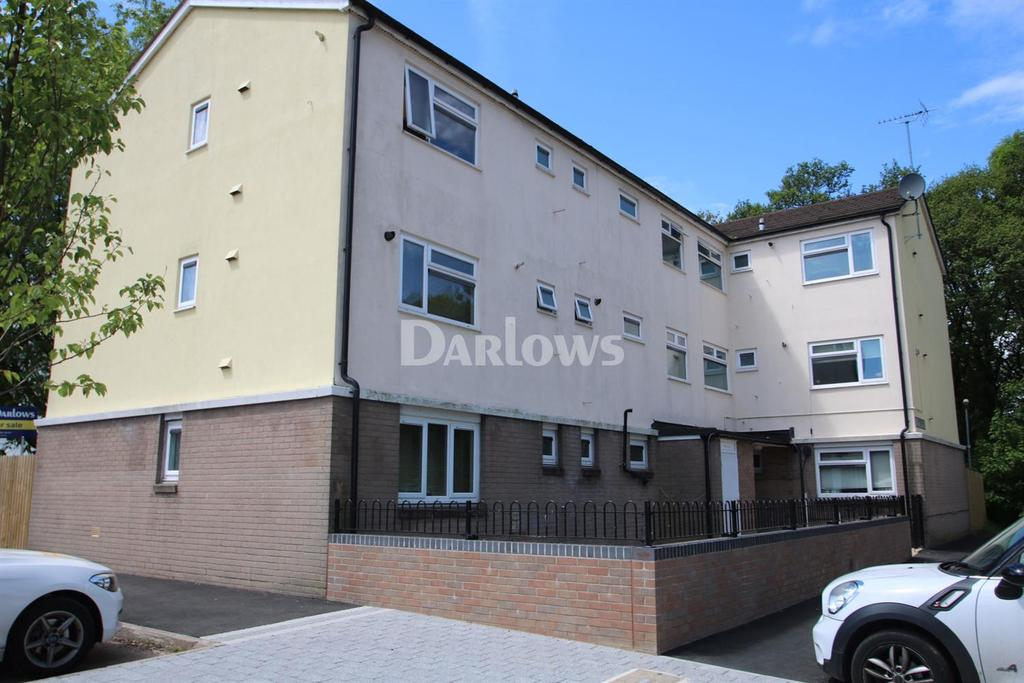 1 Bedroom Flat for sale in Tedder Close, Llanishen, Cardiff
