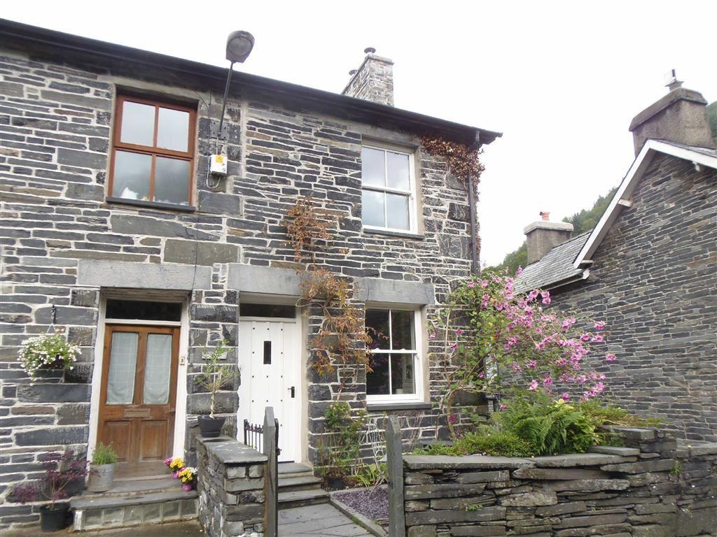 1 Bedroom Cottage House for sale in Glanydon, Corris, Machynlleth, Powys, SY20