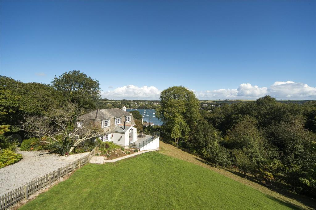 4 Bedrooms Detached House for sale in Restronguet Passage, Mylor, Falmouth, Cornwall, TR11