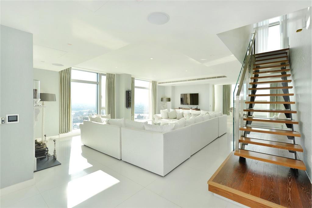 4 Bedrooms Flat for sale in Pan Peninsula Square, London
