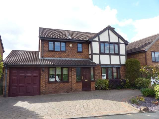 4 Bedrooms Detached House for sale in Cranmer Grove,Four Oaks,Sutton Coldfield