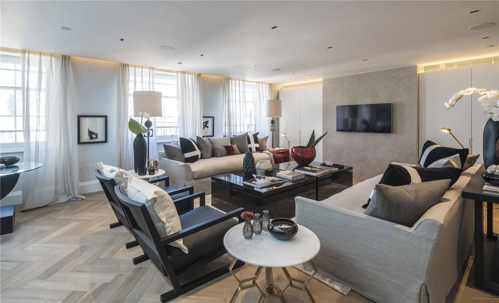 2 Bedrooms Penthouse Flat for sale in Bennet House, 54 St. James's Street, St James's, London, SW1A