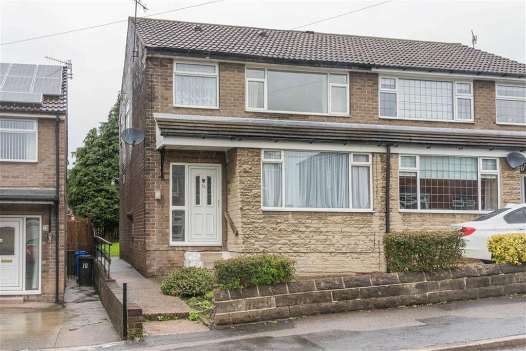 3 Bedrooms Semi Detached House for sale in Heath Road, Birley Carr, Sheffield, S6