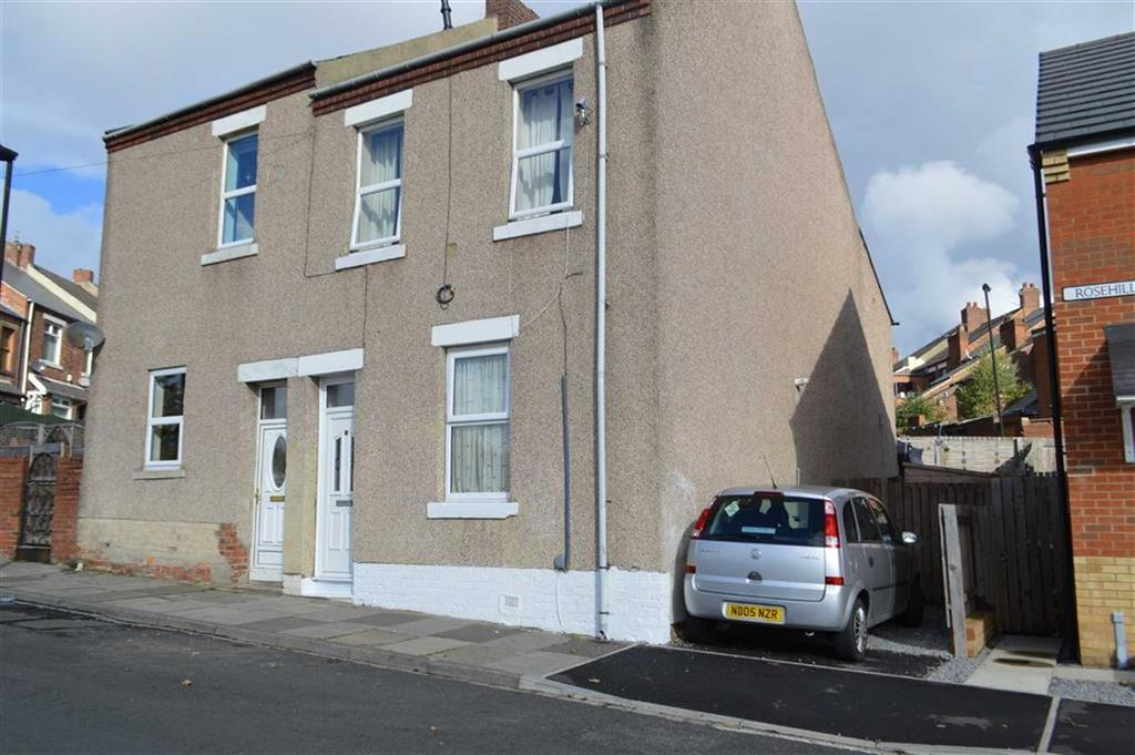 3 Bedrooms Terraced House for sale in Rosehill Road, Wallsend