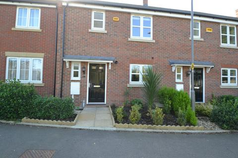 3 bedroom terraced house to rent - Featherbed Close, Winslow