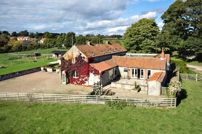 4 Bedrooms House for sale in Sproxton Hall Cottages, Sproxton, York, North Yorkshire, YO62