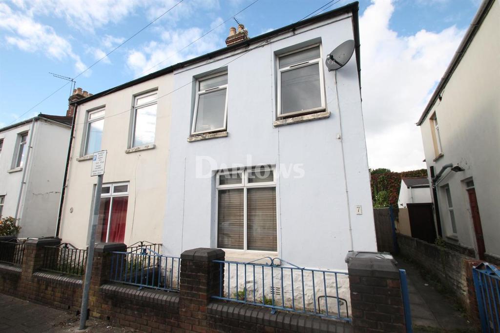 3 Bedrooms Semi Detached House for sale in Heath Street, Riverside